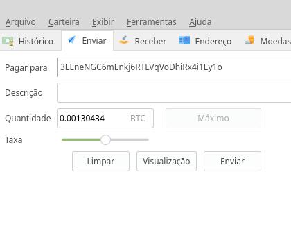 Electrum pagar boleto para comprar jogo com bitcoin