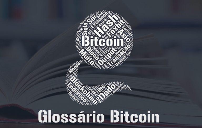 Glossário Bitcoin