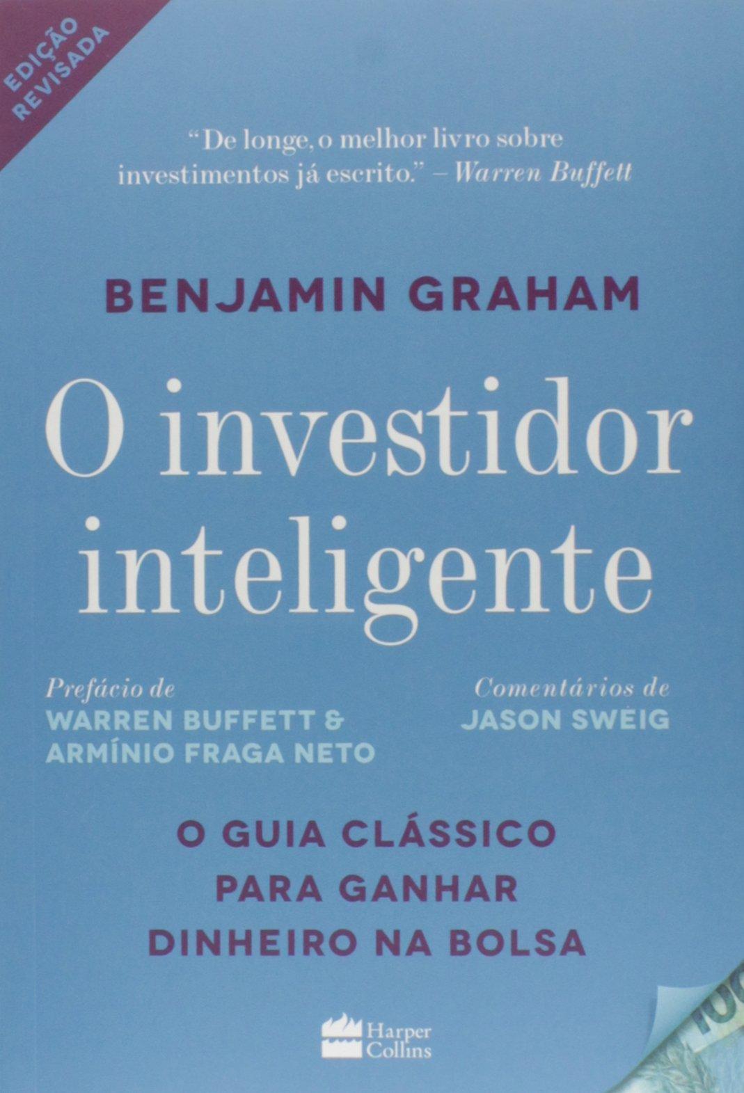 O investidor inteligente é um dos principais livros para quem quer começar a investir