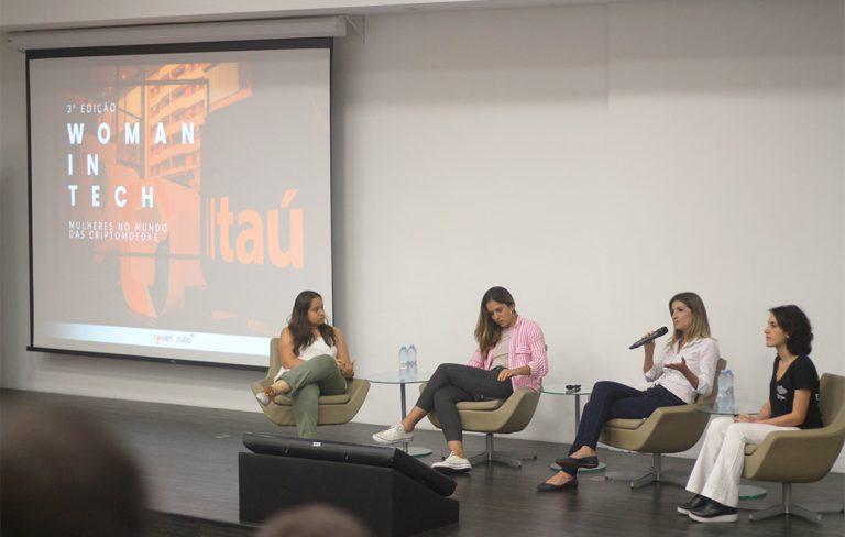 3º Woman in Tech: Mercados que se transformaram com o blockchain