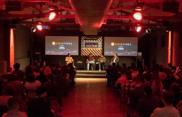 Lançamento do Cointimes - Meetup: O poder da informação.