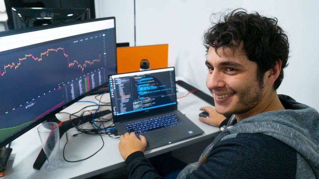 Segurança com Rafael Torttela - Desenvolvedor da Foxbit