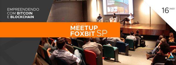 Meetup SP - Empreendendo com bitcoin e blockchain