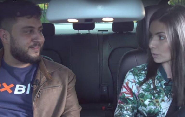 Nathalia Arcuri entrevista João Canhada