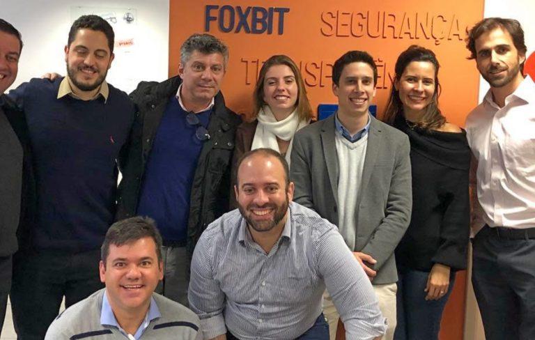 Missão Tech visita Foxbit