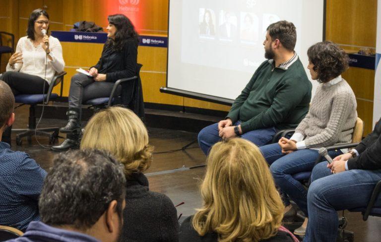 """Meetup: empreender com bitcoin e blockchain """"hype""""?"""