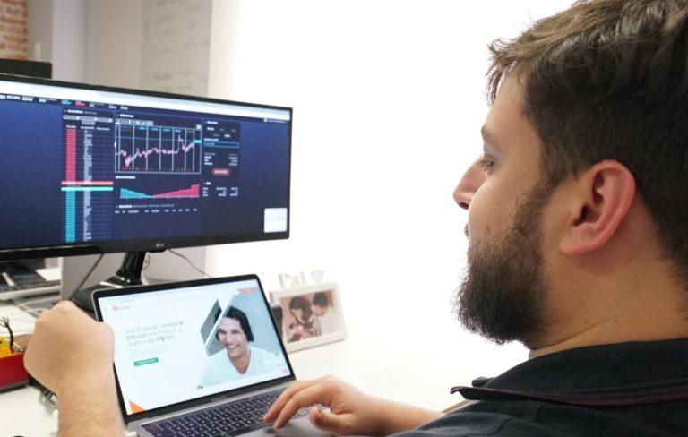 SBT divulga pesquisa de investidor em criptomoeda