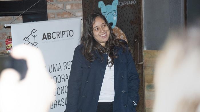 natália garcia - vice-presidente da abcripto
