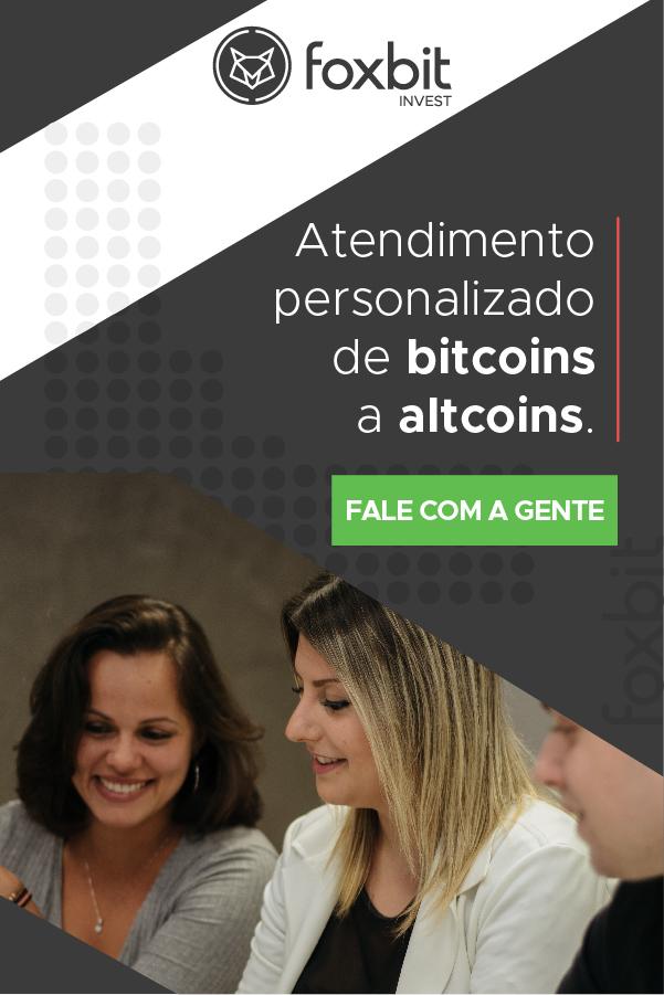 Foxbit Invest - Conheça agora