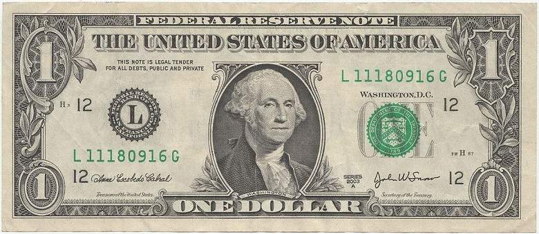 Dólar não resgatável