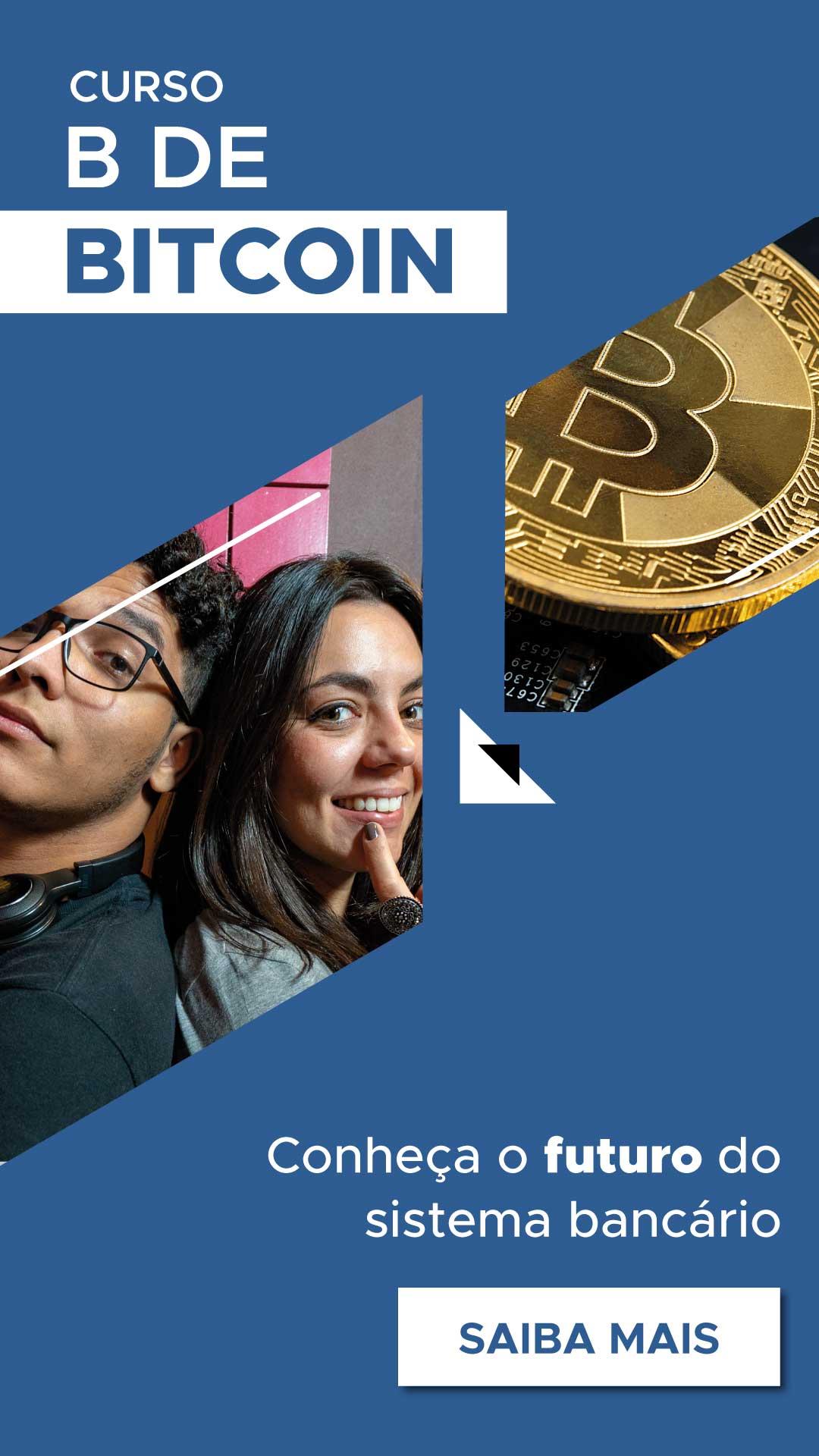 B de bitcoin - Curso Foxbit Lab