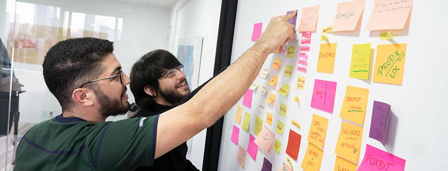 Foxbit - cursos para empresas