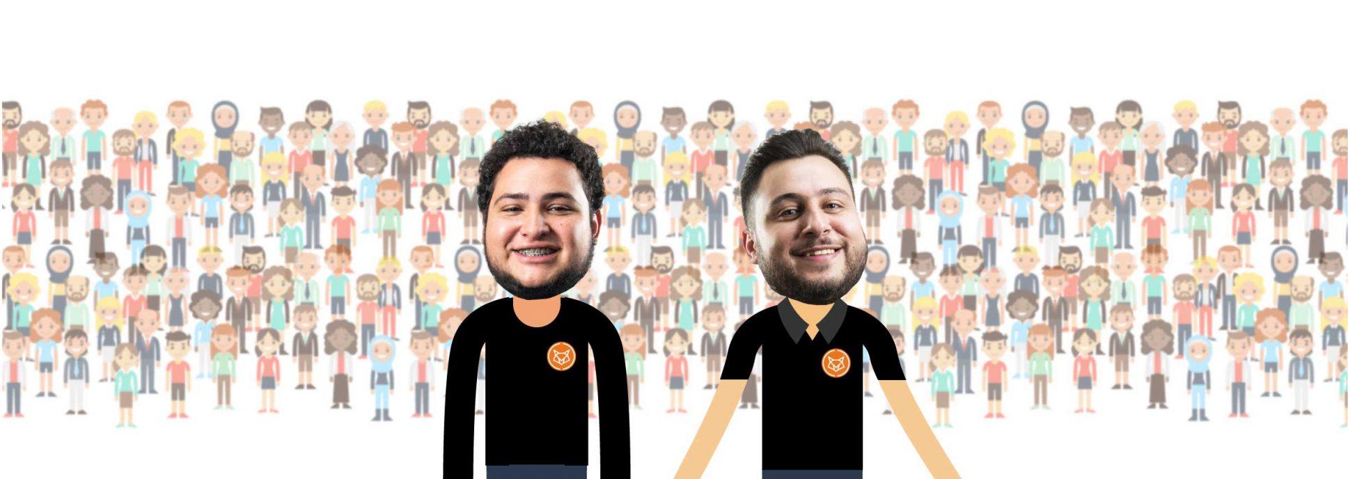 Foxbit 4 anos: as pessoas por trás da empresa