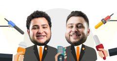 Foxbit 4 anos: a imprensa