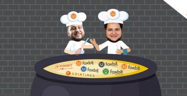 Foxbit 4 anos: a receita para o sucesso