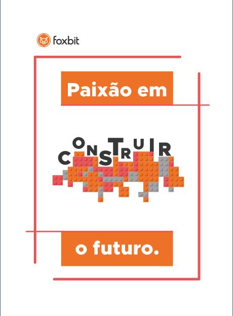 Paixão em construir o futuro