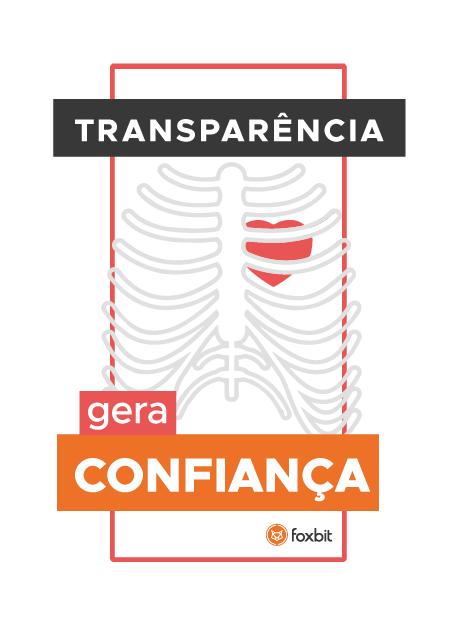Transparência gera confiança