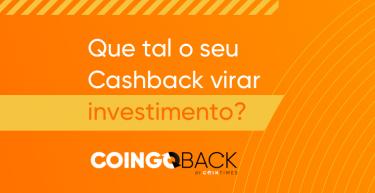 Coingoback: seu novo cashback em cripto