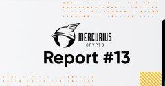 O bitcoin está estável, mas de uma forma diferente – Mercurius Report #13