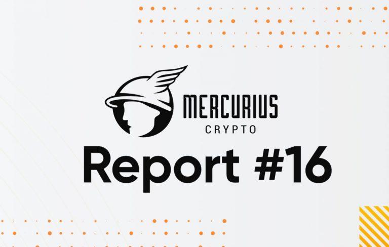 Dinheiro de graça e Bitcoin parado!  – Mercurius Report #16
