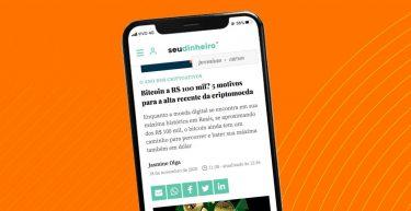 Bitcoin a R$ 100 mil? – Foxbit no SeuDinheiro