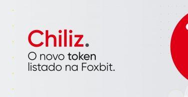 Chiliz, o novo token listado na Foxbit para você negociar. Vem!