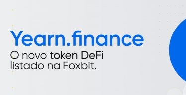 Yearn.finance é o mais novo token DeFi listado na Foxbit!