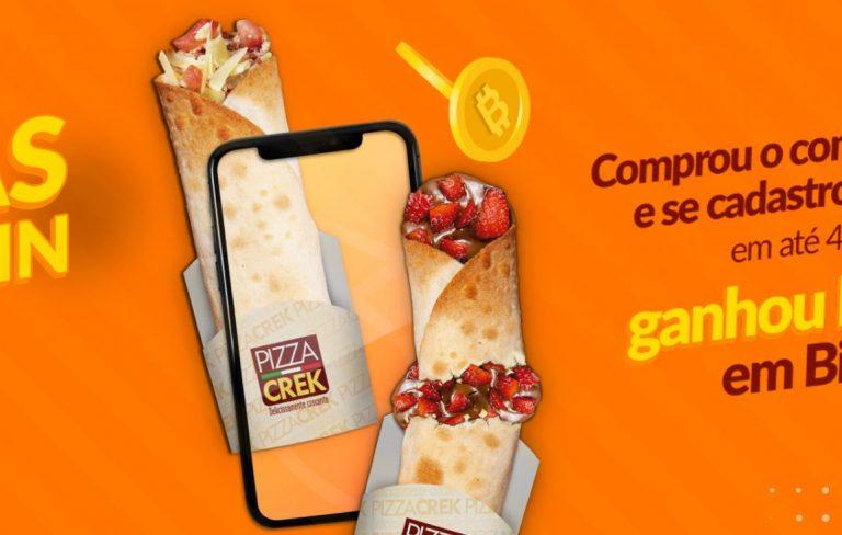 O que é a campanha do Pizza Day – Pizza Crek?