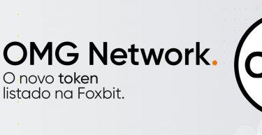 OMG Network, o novo token que chegou na Foxbit!