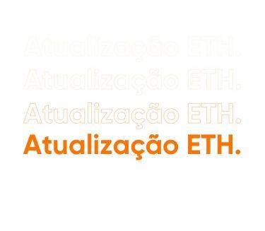 Comunicado importante: Atualização ETH