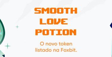 Smooth Love Potion (SLP) chegou na Foxbit!